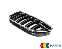 NEW BMW GENUINE 6 SERIES F06 GRAN COUPE M6 FRONT KIDNEY GRILL LEFT N/S 8057213