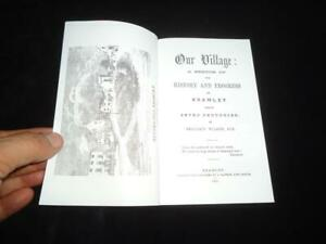 1860 Our Village History & Progress of Bramley during Seven Centuries Leeds