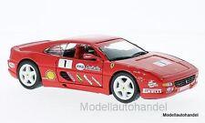 Burago -  Ferrari F355 Challenge  No.1 - 1:24 Bburago  >> NEUHEIT <<