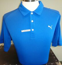 NEW 2017 PUMA POUNCE POLO SOLID GOLF SHIRT, PICK COLOR & SIZE, $70, 25 Colors