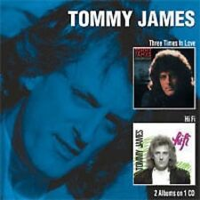 Tommy James - Three Times In Love + Hi-Fi - Neuf