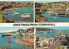 BR89165 greetings from cornwall ship bateaux  uk