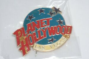 Planet Hollywood Las Vegas  Classic Logo Pin - Vintage
