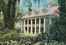 The Shadows on the Teche, Plantation Home, New Iberia, Louisiana LA --- Postcard