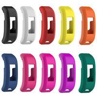 Replacement Case Cover Silicone Band Strap Bracelet for Garmin Vivosmart HR