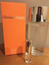 ❤️ Clinique Happy Eau De Perfume Vial Travel / Purse Spray 5ml ❤️