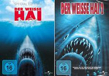 Der weisse Hai 1 + 2 (Roy Scheider) Jaws                             | DVD | 223