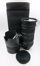 Sigma DG 50-500mm f/4.5-6.3 OS HSM DG Lens For Nikon New In Box! FREE SHIPPING!!