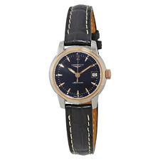 Longines Saint-Imier Black Dial Automatic Ladies Watch L2.263.5.52.3