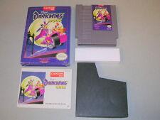 DARKWING DUCK (Nintendo NES) Complete CIB