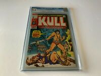 KULL THE CONQUEROR 1 CGC 9.4 ORIGIN AND 2ND APPEARANCE MARVEL COMICS 1971