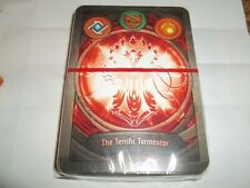 Keyforge CotA 73 SAS 95.2 Rankey  Brobnar Logos Untamed  THE TERRIFIC TORMENTOR