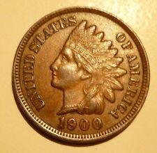 1900 XF/AU INDIAN HEAD CENT NICE