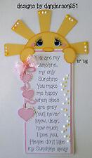 Girl Baby Die Cuts Paper Piecing  PreMade Border Scrapbook Album danderson651