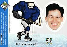 1998-99 UD Choice Bobbing Head #11 Paul Kariya