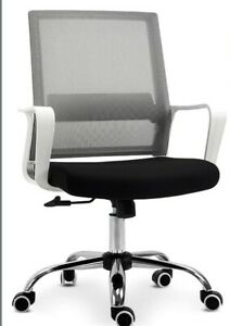 @ Ergonomic Office Chair Adjustable Height Breathable Mesh Desk Chair. 37:21