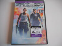 DVD - WHITE HOUSE DOWN - C. TATUM / JAMIE FOXX - ZONE 2
