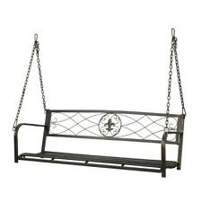 Patio Hanging Swing Chair Garden Deck Yard Bench Seat Outdoor Furniture