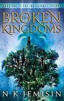 The Broken Kingdoms (Inheritance Trilogy) by N. K. Jemisin | Paperback Book | 97