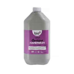 Bio-D Plum & Mulberry Hand Wash 5L