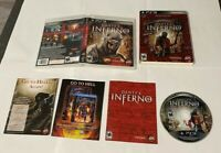 Dante's Inferno -- Divine Edition (Sony PlayStation 3, 2010) COMPLETE PS3 MATURE