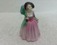 Royal Doulton Mirabel M68 Figurine Retired 4 1/2""