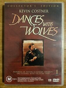 Dances With Wolves - Extended Version : Collector's Edition (DVD, 2 Disc Set)
