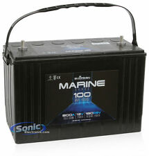 SK-MBT-100 12V High Performance Marine Boat Car AGM Power Cell Battery