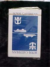 ROYAL CARIBBEAN PLAYING CARDS-1970'S-NEVER OPENED-62L