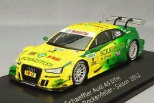 Spark 1/43 Audi A5 Schaeffler 2012 DTM #9 Mike Rockenfeller from Japan