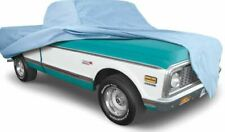 OER Single Layer Diamond Blue Indoor Car Cover 1960-76 Chevy/GMC Long Bed Truck