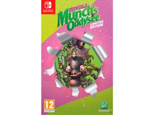 Nintendo Switch Oddworld: Munch's Oddysey (Ed. Limitada)