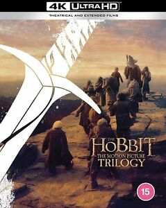 The Hobbit Trilogy [Theatrical and Extended Edition] [2012] (4K Ultra HD)