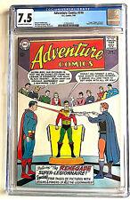 Adventure Comics #316 CGC 7.5