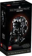 LEGO 75274 Star Wars TIE Fighter Pilot - BRAND NEW SEALED - Helmet Collection