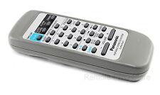 PANASONIC CD Stereo Remote Control RX-DX1 RX-DX1P RX-DX1A RX-DX1EB-S RX-DX1P-A