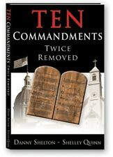 Ten Commandments Twice Removed, Danny Shelton, Shelley J. Quinn, 1883012406, Boo