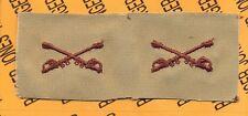 US Army Cavalry Branch DESERT DCU sew on patch set