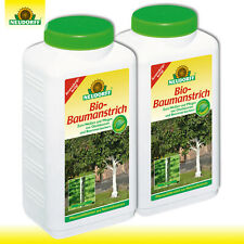 Neudorff 2x 2 Litre Bio-Baumanstrich Entretien Groseille Arbre Fruitier Jardin