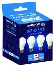 Daewoo LED Light Bulb Warm White B22 E27 GU10 E14