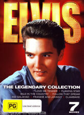 ELVIS - The Legendary Collection - 7 MOVIES -  New and Sealed DVD Box Set