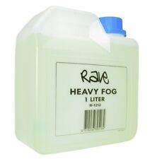 Rave Water Based Fog Machine Liquid 1 Litre
