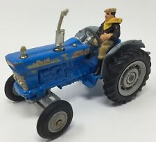 Corgi Ford Tractor with Rider - Ford 5000 Super Major Tractor #67