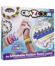 Cra Z Art CraZLoom Bracelet Maker Kit , New, Free Shipping