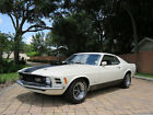 1970 Ford Mustang Mach 1 351 Cleveland 4 Speed A/C PS 100k receipts Brilliant Rotisserie Restored 70 Mach 1 351 4br. 4 sp Manual A/C Bucket Seats