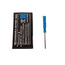 2000MAH 3.7V Battery + Mini Screwdriver for Nintendo 3ds ll/xl 3 dsll 3 dsxl