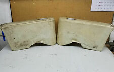 1969-1970 CHEVROLET IMPALA 2 DOOR HARTOP REAR ARM RESTS SOLD AS A PAIR