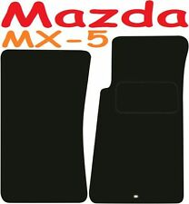 Mazda Mx5 MK2 Tailored Deluxe Quality Car Mats 1998-2005
