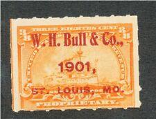 Rb 22 W.H.Bull & Co. 1901 St Louis.160364