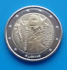 2 euro comm Slovénie 2014 + Barbara de Cillei + NEUVE